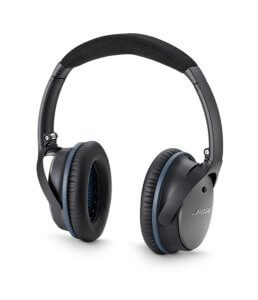 Cuffie con l'Active Noise Cancelling