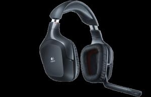 Cuffie Wireless Gaming Logitech G930