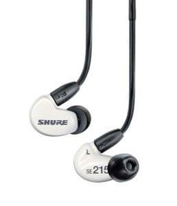 Shure SE215 Intrauricolari