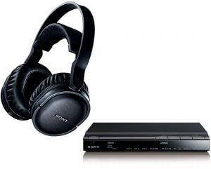 Cuffie Wireless Sony MDR-HW700DS