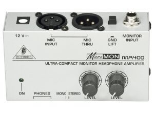 Amplificatore Cuffie Behringer MA400 MicroMon