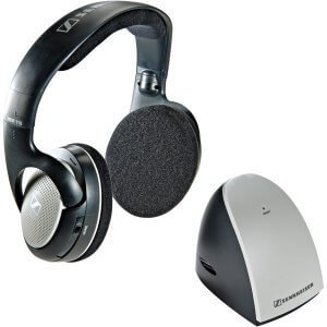 Cuffie Wireless Sennheiser RS 110 II Recensione Prezzo Specifiche