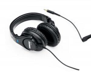 Cuffie Over-Ear Shure SHR 440 Recensione Prezzo Specifiche
