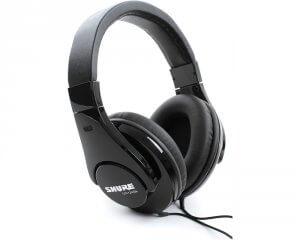 Cuffie Over-Ear Shure SRH 240A Recensione Prezzo Scheda Tecnica