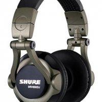 Cuffie DJ Shure SRH 550 DJ Prezzo Recensione Specifiche