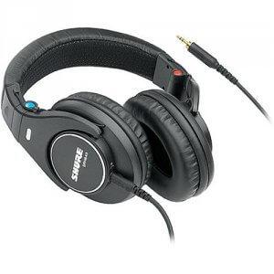 Cuffie Over-Ear Shure SRH 840 Recensione Specifiche Prezzi a8df72fb0688