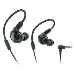 Auricolari in-ear Audio Technica ATH-E40 Recensione e Prezzo
