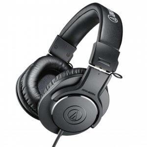 Cuffie Over-Ear Audio Technica PRO ATH-M20X Recensione Prezzo Scheda Tecnica