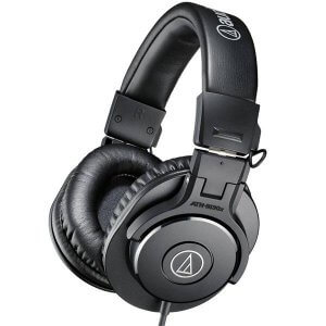 Cuffie Over-Ear Audio Technica PRO ATH-M30X: Recensione Prezzo e Specifiche