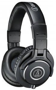 Cuffie Over-Ear Audio Technica PRO ATH-M40X Recensione Scheda Tecnica Prezzo