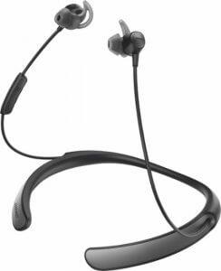 Cuffie In-Ear Wireless Bose QuietControl 30 Recensione Prezzi Scheda Tecnica