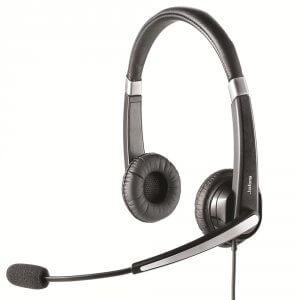 Cuffie Microfono PC Jabra UC Voice 550 Duo Recensione Prezzi Specifiche