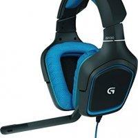 Cuffie da Gaming Logitech G430 PC Recensione e Prezzo