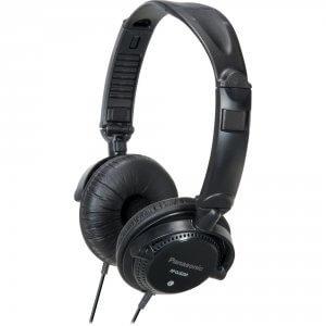 Cuffie da DJ Panasonic RP-DJS200 Recensione Prezzi Scheda tecnica