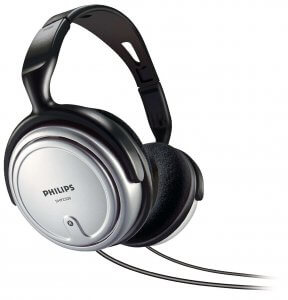 Cuffie Over-Ear Philips SHP2500 Recensione e Prezzi e Specifiche Tecniche