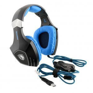 Cuffie da Gaming Sades A60 Recensione Prezzo Specifiche Surround 7.1