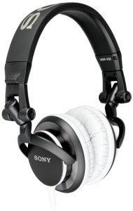 Cuffie DJ On-Ear Sony MDR-V55 Recensione Prezzo e Specifiche