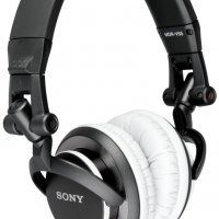 Cuffie DJ On-Ear Sony MDR-V55 Recensione Prezzo e Specifiche