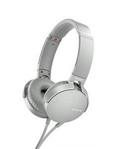 Cuffie On-Ear Sony MDR-XB550AP Recensione Specifiche e Prezzi